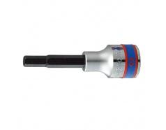 9mm Đầu tuýp 1/2 inch bit lục giác dài Kingtony 403509