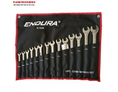 8-24mm Bộ vòng miệng hệ mét 14 chi tiết Endura E1529