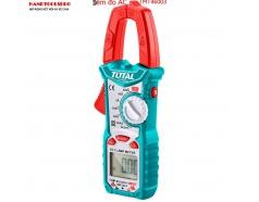 Ampe Kềm đo AC kỹ thuật số hiệu TOTAL TMT46003 nâng cấp từ mã TMT46002