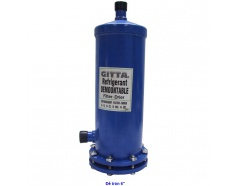 Bình lọc gas ( R-12 , R-22 , R-500 , R-502 ) CD-2202 GITTA