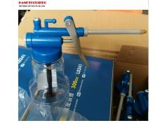Bình Nhớt Nhựa Trong - Xanh C-MART L0241 (300cc)