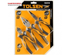 Bộ 3 chiếc kềm công nghiệp Tolsen 10410