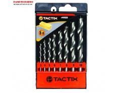 Bộ 8 mũi khoan gỗ đầu đinh HSS TACTIX 411529