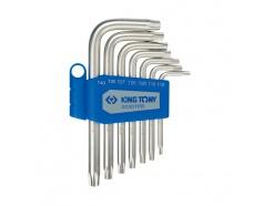 Bộ chìa lục giác sao 7 cái Kingtony 20307PR
