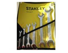 Bộ cờ lê hai đầu miệng 6 chi tiết Stanley 73-663(STMT73663-8)