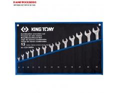 Bộ cờ lê vòng miệng siêu nhẹ 6-24mm 13 món KINGTONY 12D13MRN