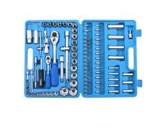 Bộ công cụ đầu tuýp 94 chi tiết 1/2″, 1/4″ K0016 C-MART