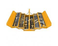 Bộ đồ nghề đựng trong hộp sắt 59 chi tiết INGCO HTCS15591