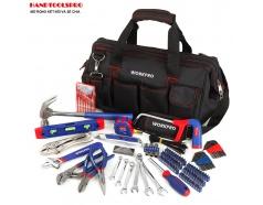Bộ dụng cụ 156 chi tiết WORKPRO W009036