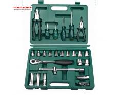 Bộ dụng cụ 26 chi tiết Sata 09501