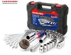 Bộ dụng cụ 32 chi tiết WORKPRO W003001