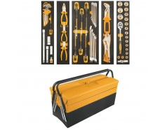 Bộ dụng cụ 60 món Tolsen 85401