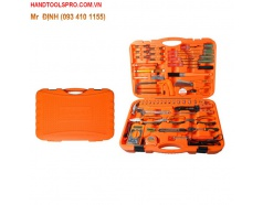 Bộ dụng cụ 65 chi tiết Asaki AK-9789