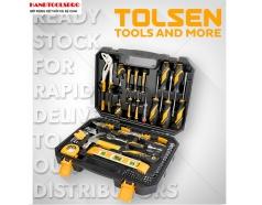 Bộ dụng cụ 89 chi tiết TOLSEN 85352