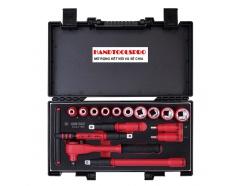Bộ dụng cụ cách điện 1000V 16 chi tiết KINGTONY 45VE01MRV