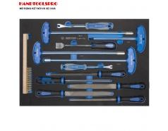 Bộ dụng cụ đồ nghề 13 chi tiết Kingtony 9-90413TQV