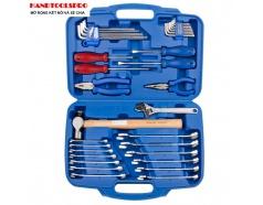 Bộ dụng cụ đồ nghề 37 chi tiết Kingtony 90337MR