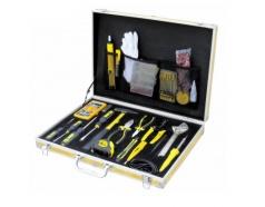 Bộ dụng cụ hộp nhôm 30 chi tiết Bosi BS511030