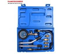 Bộ dụng cụ kiểm tra áp suất động cơ xăng xe ô tô 8 món KINGTONY 9DP1301