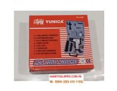 Bộ Dụng Cụ Mở Tuýp Bằng Khí Nén 1/2 (Có Bộ Tuýp) Yunica YW-1210P