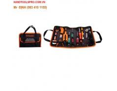 Bộ dụng cụ sửa chữa điện tử 15 chi tiết Asaki AK-9830