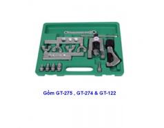 Bộ lã ống 2 kẹp , nông ống , dao cắt , chìa khóa GT-829 GITTA