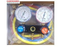 Bộ sạc gas 410 ( có kính ) GITTA GT-R736G-R410A