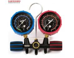 Bộ sạc gas lạnh R12, R22, R134a, R404a TB120SM TASCO