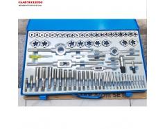 Bộ taro hệ inch ren trong và ren ngoài 75 chi tiết SKC No.875 CFM INCH