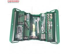 Bộ thùng đồ nghề 5 ngăn 70 chi tiết Sata 95104A-70-6
