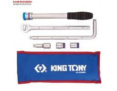 Bộ  típ 6 chi tiết Kingtony 4306MRN