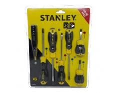 Bộ tuốc nơ vít đa năng 6 cây tặng kèm bút thử điện Stanley STMT66679 (66-679)