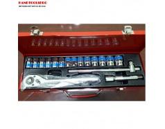 Bộ tuýp 1/2 inch 18 chi tiết BUDDY BK0001-18