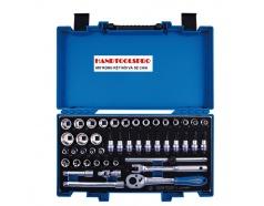 Bộ tuýp hộp nhựa 3/8 45 chi tiết Kingtony 3545MRV