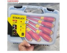 Bộ vít cách điện 1000V 7 cây Stanley STMT60175