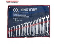 Bộ vòng miệng 10-32mm Kingtony 1214MR