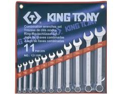 Bộ vòng miệng 11 chi tiết hệ inch Kingtony 1211SR