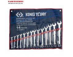 Bộ vòng miệng 14 chi tiết 8-24mm Kingtony 1215MR01