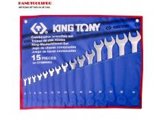 Bộ vòng miệng 15 chi tiết 6-32mm Kingtony 1215MRN02