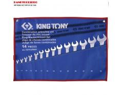 Bộ vòng miệng hệ inch 14 cây Kingtony 1214SRN01