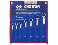 Bộ vòng miệng tự động 7 chi tiết 10-19mm Kingtony 12207MRN