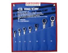 Bộ vòng miệng tự động 7 chi tiết 8-19mm Kingtony 12207MRN01
