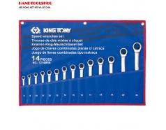 Bộ vòng miệng tự động 8-24mm Kingtony 12114MRN