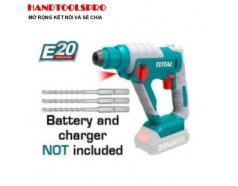 Body Máy khoan đục dùng pin không chổi than E20V Total TRHLIE2001(thế hệ mới)