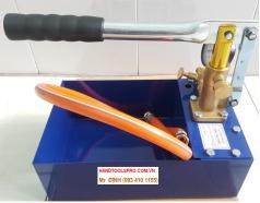 Bơm thử áp lực đường ống 60kg/cm2 PN-60, PANA
