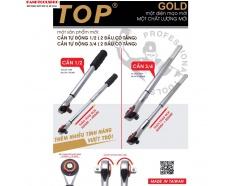 Cần tự động điều chỉnh bước răng 160-120 RĂNG 3/4 inch TOP GOLD ( 2 ĐẦU CÓ TĂNG) TĂNG ĐƯA 565-855mm