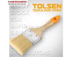Cây cọ sơn cán gỗ 4 inch Tolsen 40126