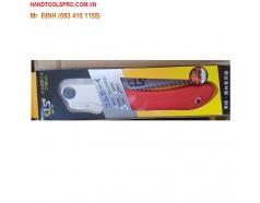 Cưa xếp cán đỏ 210mm LS+TOOLS LS-9022