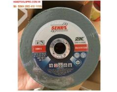 Đá cắt xanh INOX 107 x 1.0 x 16 mm SENKA SK-4110710 (hộp 50 viên)