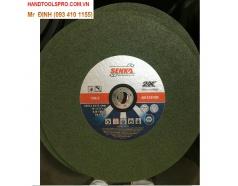 Đá cắt xanh INOX 350 x 3.0 x 25.4 mm SENKA SK-4135030 (hộp 25 viên)